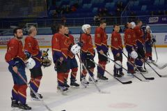 Команда Совета Центросоюза Российской Федерации.Хоккей на высшем уровне  хоккей