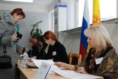 Сделай свой выбор! Фото Ольги ИвановойВаш голос — это будущее России, Чувашии выборы-2011