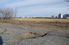 Глубина некоторых ям на дорогах Новочебоксарска более 10 см.Дороги ждут теплой погоды Национальный проект