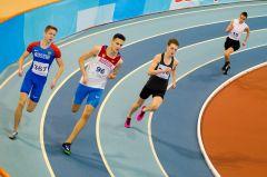 а Захар Соболев (№ 96) в беге на 800 м.С новыми рекордами России первенство России по легкой атлетике Панкратион Лед надежды нашей