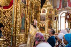 DSC_7592.jpgПрестольный праздник Собора святого равноапостольного князя Владимира Крещение Руси Крестный ход