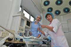 Фото Валерия БаклановаРаботать в медицине —  настоящее счастье