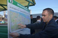 На остановках в Новочебоксарске начали размещать схему движения маршрута №32 (101).101-й меняет формат, или Давка в салоне отменяется общественный транспорт