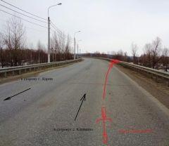 Схема ДТП в Ядринском районеПьяный водитель мопеда устроил ДТП в Ядринском районе ДТП