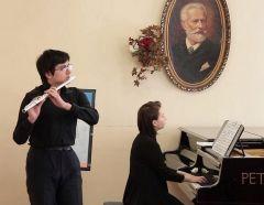 Даниил Панов55 лет с музыкой Юбилей Новочебоксарская детская музыкальная школа