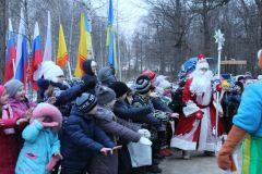 Новочебоксарский Дед Мороз встретит гостей 5 января в своем тереме в Ельниковской роще.Зима, Новый год! А мы — в путешествие! время отдыхать в Чувашии