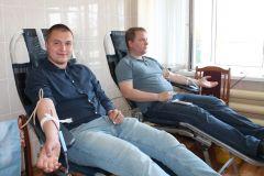 День донора14 литров крови сдали доноры на Чебоксарской ГЭС РусГидро