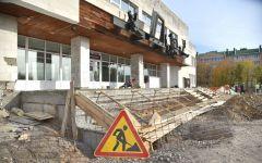Социальный объект в Шумерле. Фото cap.ruВсе социальные объекты Чувашии приведут в порядок Глава Чувашии Олег Николаев