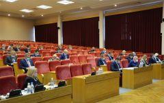 Заседание Госсовета. Фото cap.ruЗакон о Стратегии социально-экономического развития Чувашии до 2035 года принят Госсоветом Госсовет Чувашии