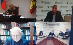 """Заседание трехсторонней комиссии. Фото cap.ruМалый и средний бизнес Чувашии в основном направляет средства господдержки на пополнение """"оборотки"""" Меры господдержки"""