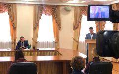 БрифингОлег Николаев вступит в должность Главы Чувашии 22 сентября Врио Главы Чувашии Олег Николаев