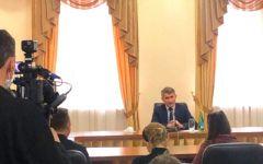 БрифингОлег Николаев сказал, кто будет представлять Чувашию в Совете Федерации Врио Главы Чувашии Олег Николаев