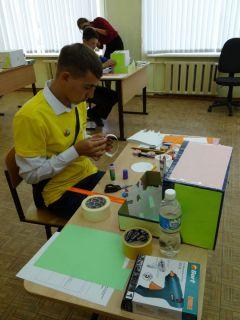 Дизайнеры создавали модель декораций к одной из сказок Пушкина.Абилимпикс без границ Абилимпикс