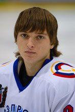 Дмитрий ОбрежаЛидеры  пока не по зубам хоккей ХК Сокол
