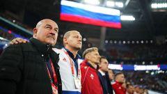 Сегодня в Лиге наций встречаются сборные России и Венгрии футбол сборная России Лига наций