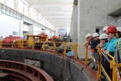Экскурсия на Чебоксарскую ГЭСЧебоксарская ГЭС и Лицей № 18 приглашают школьников в Энергокласс и на факультативные занятия РусГидро