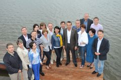 Фото cap.ruВ информдень  с Главой о главном Встреча