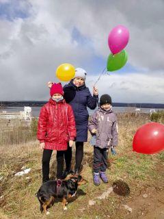 Прогулки с собакой помогли Вере и ее детям пережить период самоизоляции без эмоциональных потерь. Фото из личных архивовМама, дети, карантин: как это было Личный опыт #стопкоронавирус