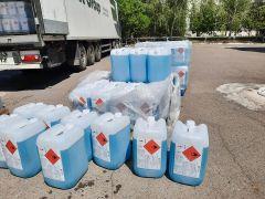 Новочебоксарский «Химпром» оказал гуманитарную помощь братскому народу Химпром #стопкоронавирус