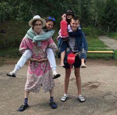 Амина ЧАЙКОВАЭпизоды лета Школа-пресс