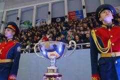 Фото со стадиона Кристалл в Тамбове.Кубок федерации приезжает в Чебоксары! ХК Чебоксары