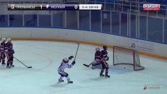 Гол Алексея Созыкина«Молния-РусГидро» завоевала второе место в дивизионе «Дебют»  Объединенной корпоративной хоккейной лиги РусГидро