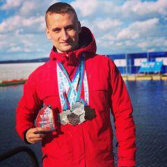 Новочебоксарец на Кубке мира по зимнему плаванию одержал победу в 7 заплывах из 8