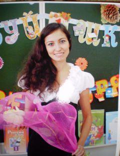 Екатерина ГОСТЮШЕВА, учитель начальных классов школы № 19Новое поколение учителей трудности не пугают С Днем учителя дорогие педагоги!