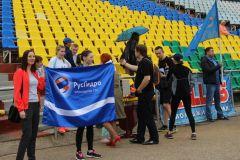 Группа поддержки Чебоксарской ГЭСТри «золота» и одно «серебро» завоевала Чебоксарская ГЭС  в легкоатлетической эстафете на призы газеты «Грани» РусГидро