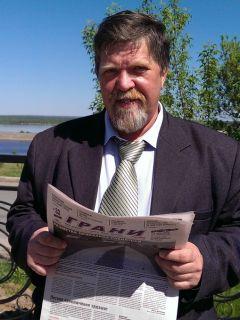 """Андрей ШиршовПочему я читаю """"Грани""""?"""