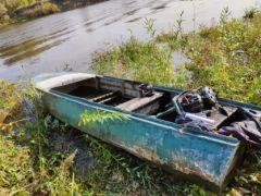 В Чувашии нашли одного из рыбаков, пропавших на Суре в конце сентября
