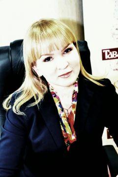 """Виктория Вышинская. Фото: Тăван ЕнГлавным редактором """"Тăван Ен"""" назначена Виктория Вышинская газеты Чувашии"""