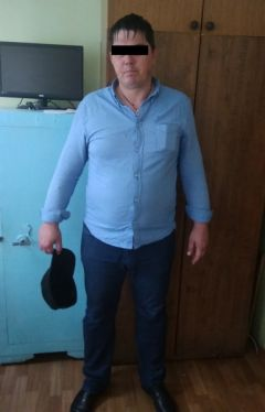 Подозреваемый. Фото: МВД ЧРВ Чувашии задержали мужчину, подозреваемого в серии краж очков кража
