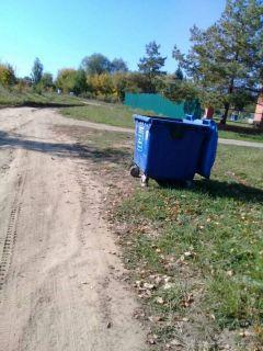 Фото 3Контейнерные площадки надо обустроить Реализация нацпроектов Приемная ЖКХ мусорная реформа