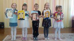 Воспитанники д/с №47Дети Новочебоксарска поздравляют мам с наступающим праздником