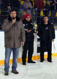 """""""Сокол-95""""  остался без очков хоккей ХК Сокол"""