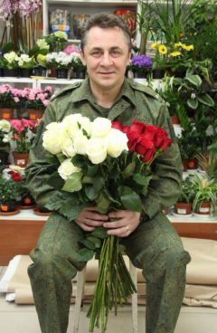 Сергей БарановС праздником, любимые женщины! С 8 марта