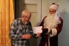 """Взрослые тоже ждут Деда Мороза. Особенно """"граневского"""".Праздник нужен всем"""