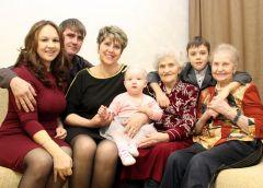 Фото Марии СМИРНОВОЙПоговори со мною, мама! День матери