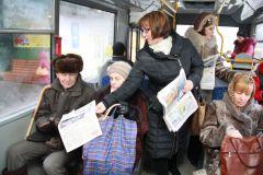IMG_0015.JPGПродолжается акция «Читающий троллейбус»