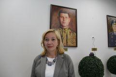 Заместитель директора по учебно-воспитательной работе Эльвира Игорева. Сбылась моя мечта! Так говорят новобранцы Чувашского кадетского корпуса кадетский корпус