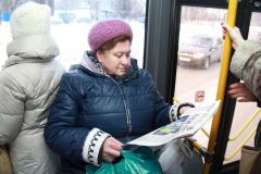 IMG_0029.JPGПродолжается акция «Читающий троллейбус»