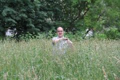 2 июля.Траве указали место Грани помогают