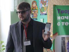 """Редактор Дмитрий Новак (""""Грани"""") рассказал о работе в соцсетях.Будущее журналистики  в надежных руках Школа-пресс-2018"""