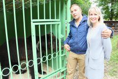 Фото автораАндрей и Олеся Березенцевы: По карьерной лестнице под купол цирка