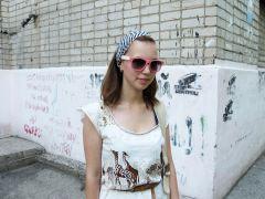 ЖаннаГород-граффити Проект граффити