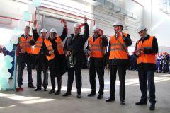Производство открыто!В Новочебоксарске открыли комплекс по производству гипохлорита кальция Химпром производство