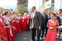Ольга ЗАЙЦЕВА: Видеть светлые лица наших женщин —  самое важное для меня память Ольга Зайцева