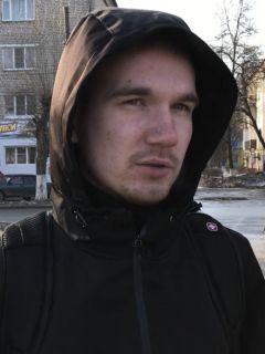"""Игорь, студент 5 курса, на остановке """"Сокол""""Транспортная реформа:  лучшее, конечно, впереди транспортная реформа"""