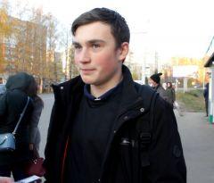"""Егор,  учащийся 1 курса колледжа им. Никольского:""""Пожелай мне удачи!"""" общественный транспорт"""